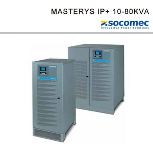 MASTERYS IP+ 10-80KVA