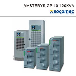 MASTERYS GP 10-120KVA