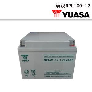汤浅电池NPL24-12